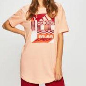 NWT Adidas Women's Graphic Tee